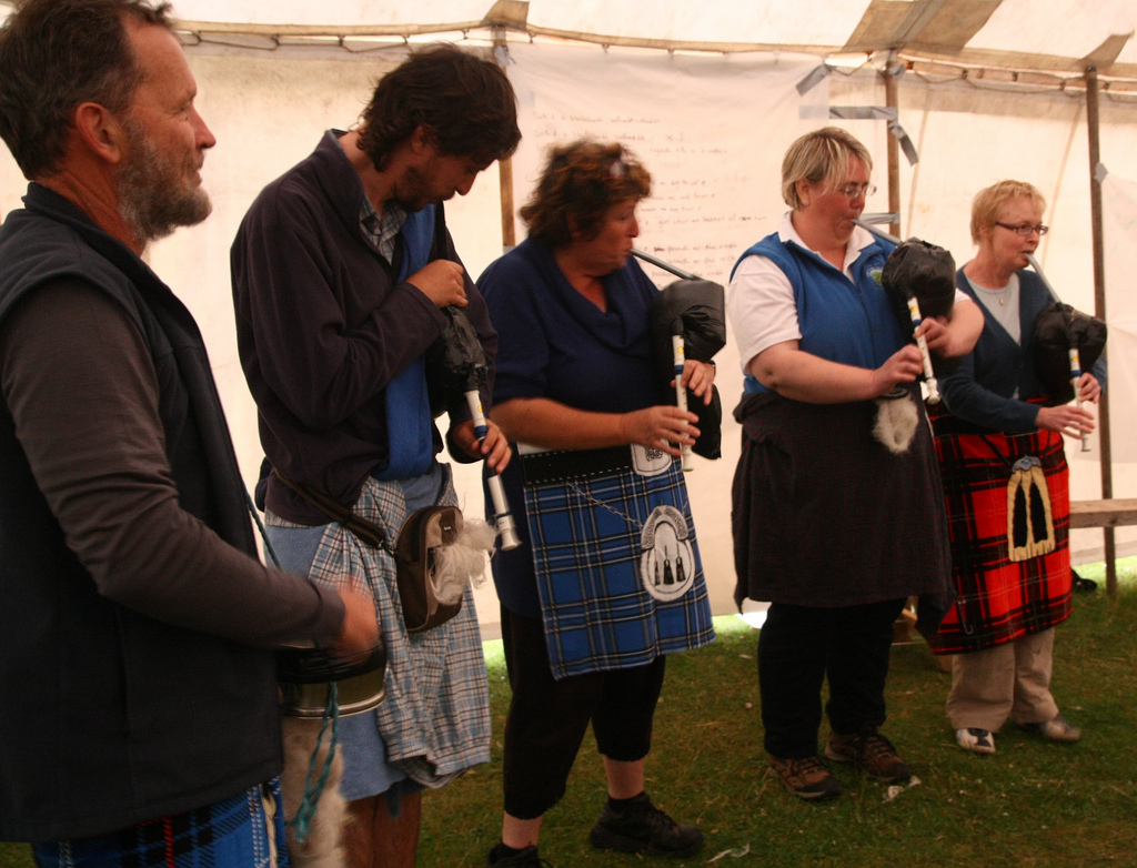 new zealand pipers