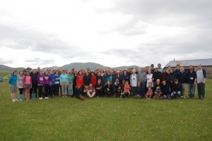 Taransay Group Photograph 2011